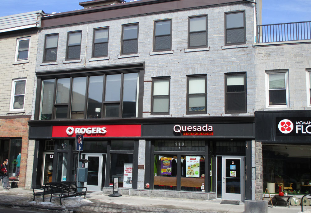 121 Princess St 2 Rented Rha Holdings Inc Kingston