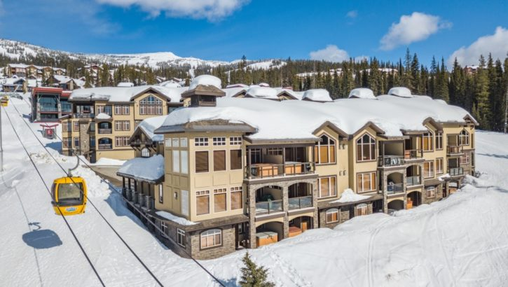 Big White Vacation Rental